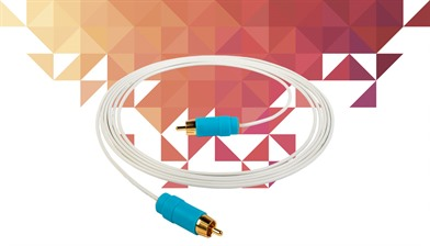 Chord C-sub analogue subwoofer cable
