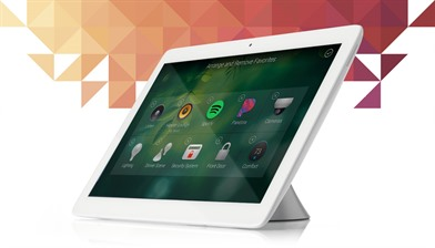 Control4 10 inch table top touch screen