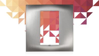 Control4 premium faceplate