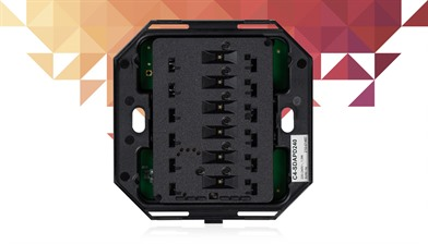 Control4 SDAPD240-N dual load dimmer