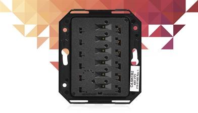 Control4 SKCB2-N wired configurable keypad