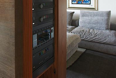 Control4 multi-room video